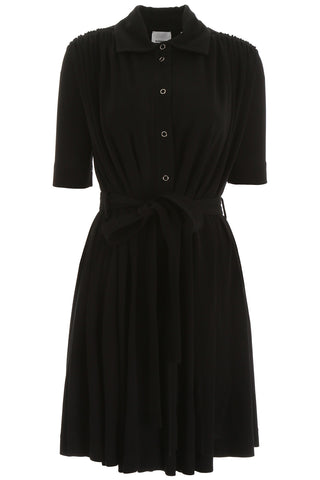 Burberry Short-Sleeve Dress