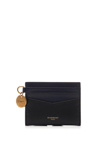 Givenchy Engraved Charm Detail Cardholder