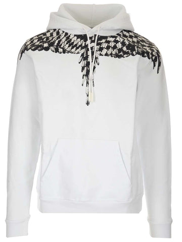 Marcelo Burlon County Of Milan Cross Wings Hoodie