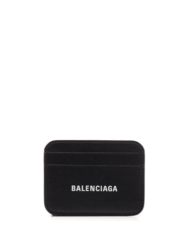 Balenciaga Logo Card Holder