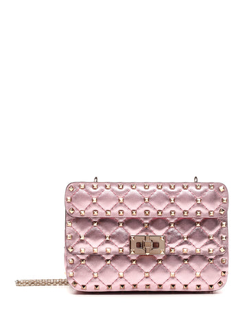 Valentino Garavani Rockstud Spike Small Shoulder Bag
