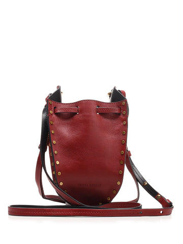 Isabel Marant Studded Bucket Bag