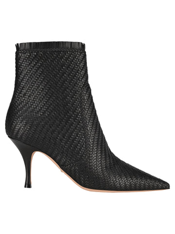 Dior District Braided Low Boots