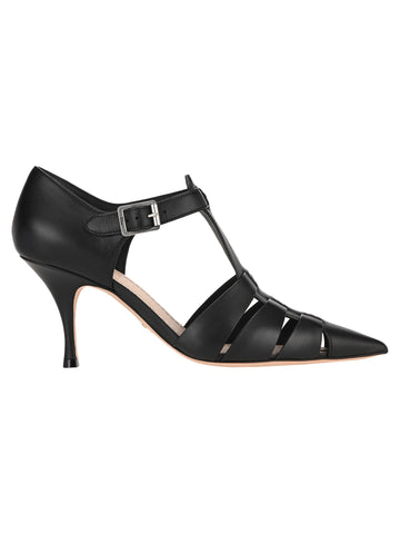 Dior Ankle Strap Pumps