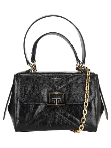 Givenchy Small ID Top Handle Shoulder Bag