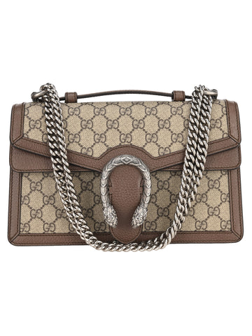 Gucci Dionysus GG Logo Top Handle Bag