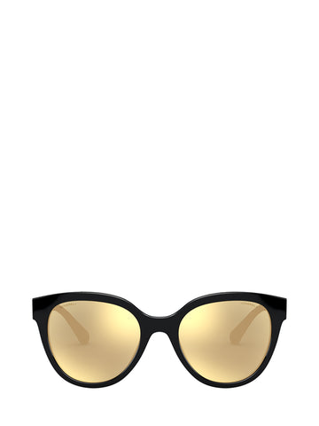 Chanel Round Frame Sunglasses