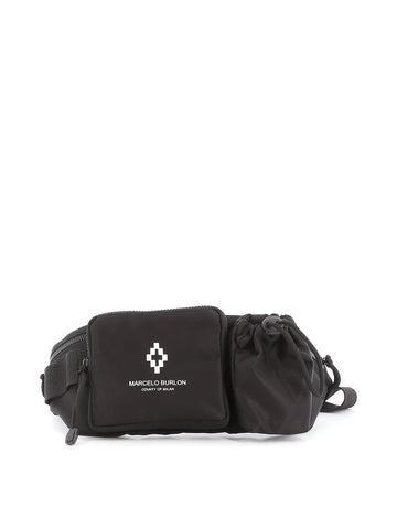 Marcelo Burlon County Of Milan Cross Belt Bag