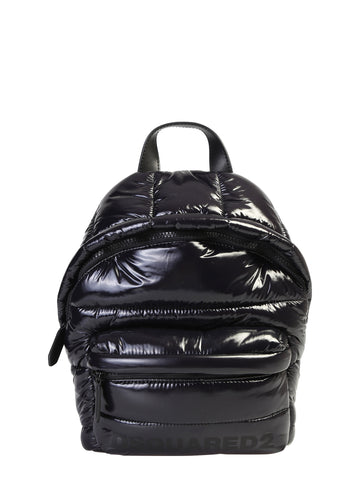 Dsquared2 Padded Logo Backpack