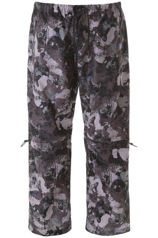 Marcelo Burlon County Of Milan Camouflage Print Pants
