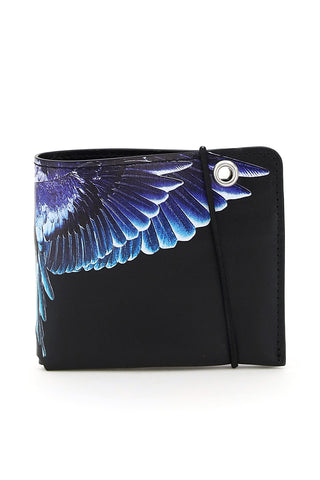 Marcelo Burlon County Of Milan Wings Bifold Wallet