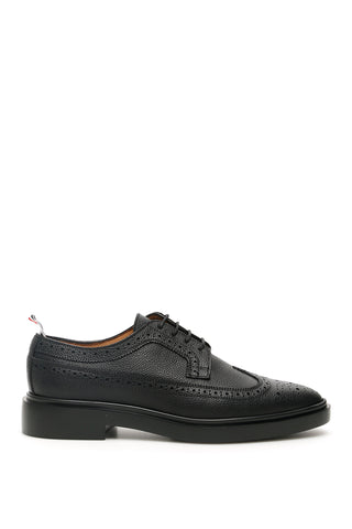 Thom Browne Longwing Brogue Lace-Up Shoes