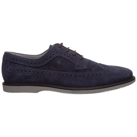Hogan H316 Brogue Lace-Up Shoes