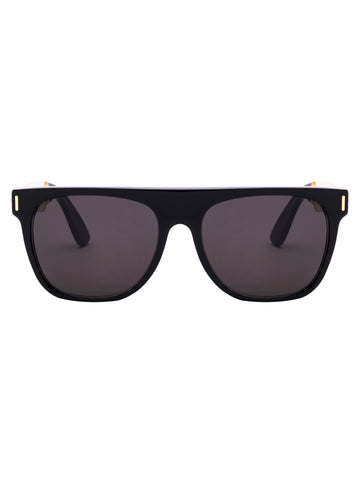 Retrosuperfuture Flat Top Sunglasses