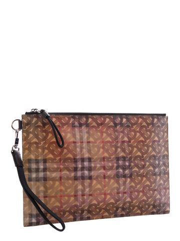 Burberry Vintage Checked Pouch