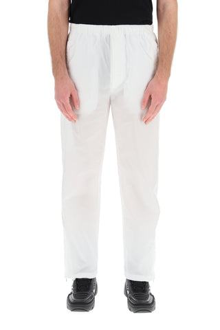 Prada Elasticated Waist Jogging Pants