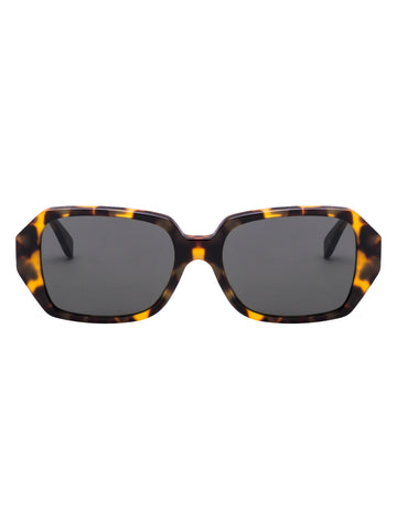 Retrosuperfuture Animal Effect Rectangle Sunglasses