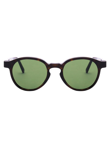 Retrosuperfuture Round Shape Frame Sunglasses