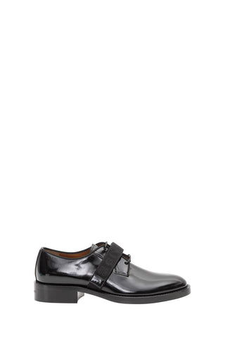 Givenchy Logo Derby Lace-Up Shoes