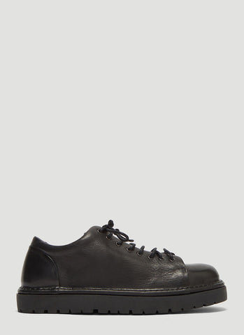 Marsèll Pallottola Pomice Lace-Up Shoes
