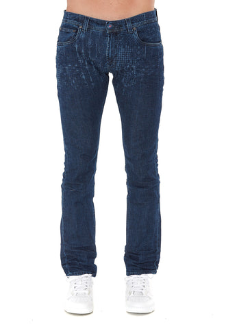 Etro Slim-Fit Denim Jeans