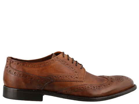 Pawelk's Lace Up Derby Shoes