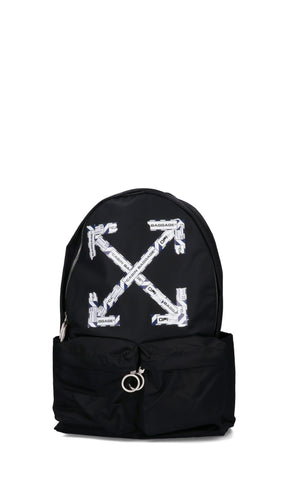 Off-White Diagonal Arrows Backpack