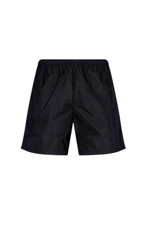 Prada Logo Swim Shorts