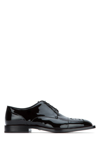 Fendi FF Karligraphy Derby Shoes