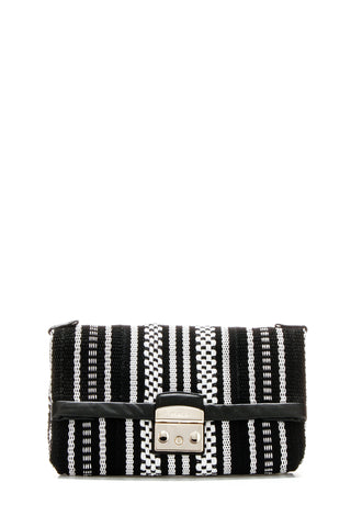 Furla Knitted Shoulder Bag