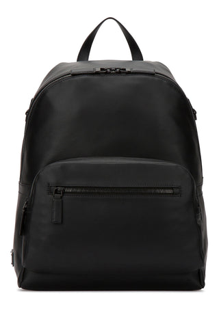 Prada Zipped Front Pocket Backpack