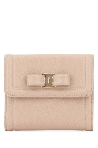 Salvatore Ferragamo Vara Bow Small Wallet