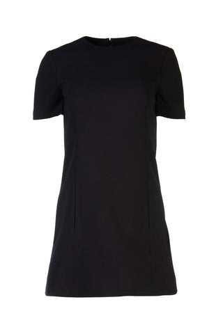 Saint Laurent A-Line Mini Dress