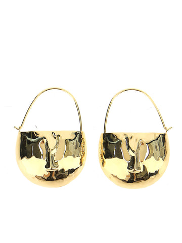 Marni Hook Drop Earrings