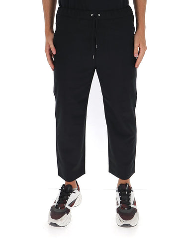 OAMC Drawstring Cropped Trousers