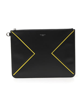 Givenchy Contrast Detail Clutch Bag