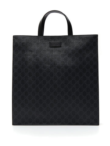 Gucci GG Monogram Print Tote Bag