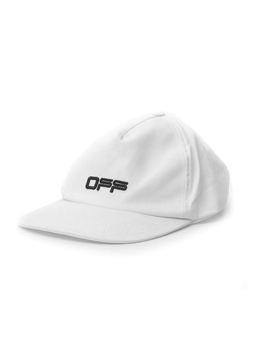 Off-White Logo Embroidered Baseball Cap