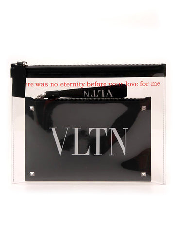 Valentino VLTN Clutch Bag