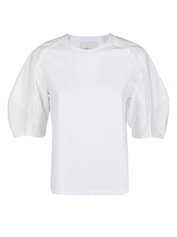 3.1 Phillip Lim Puff Sleeve T-Shirt