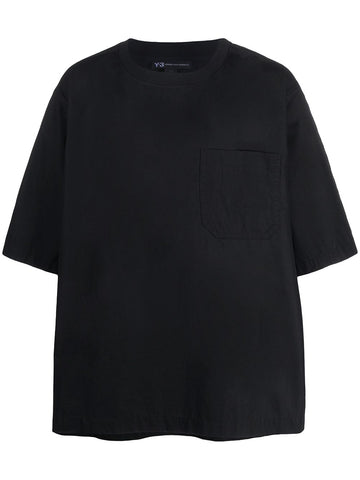 Y-3 Oversized Crew-Neck T-Shirt