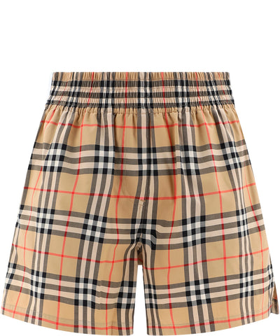 Burberry Vintage Check Shorts