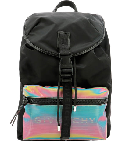 Givenchy Holographic Detail Backpack
