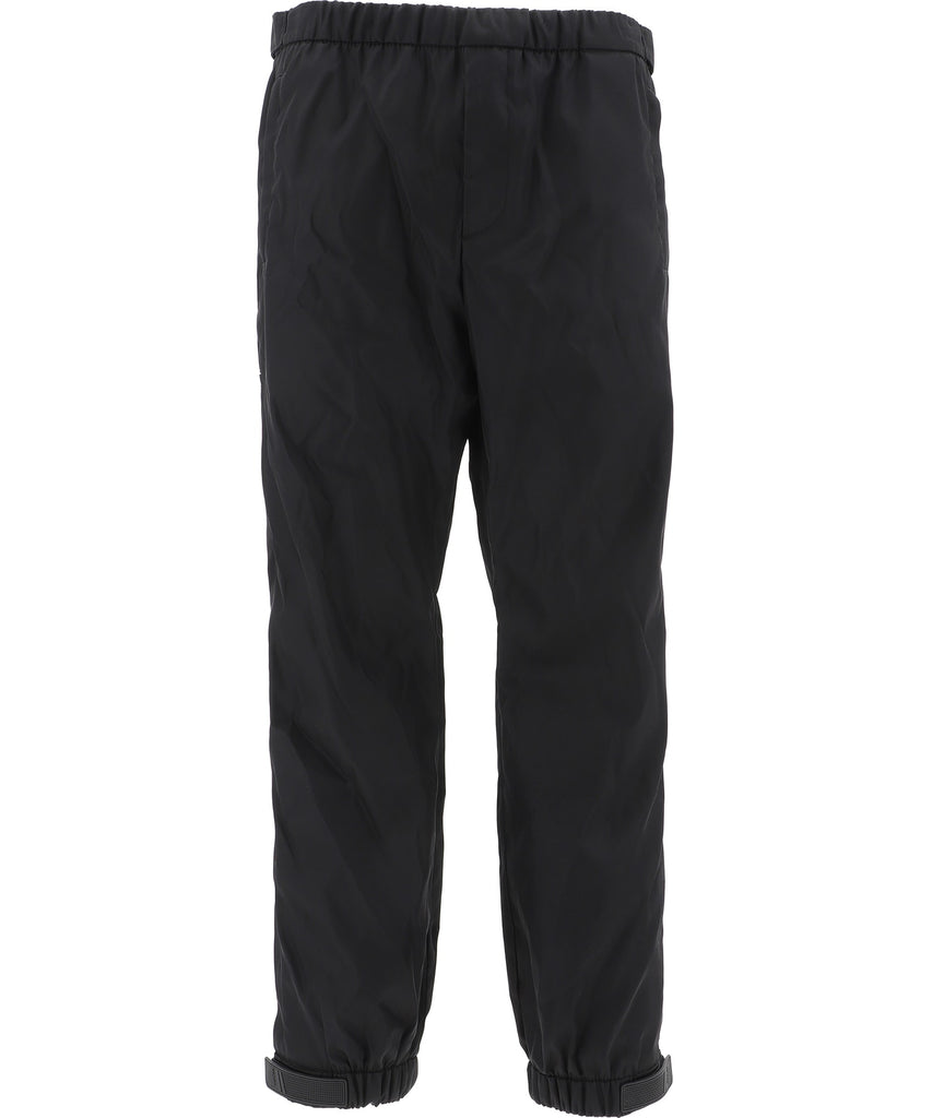 Prada Elasticated Strap Ankle Trousers