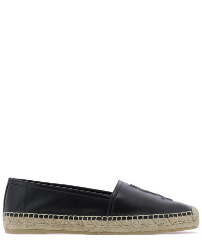 Saint Laurent Logo Espadrilles