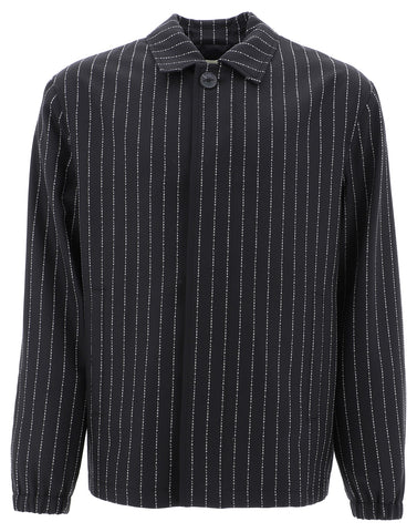 1017 Alyx 9SM Pinstriped Heavy Shirt