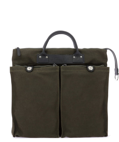 Felisi Zipped Front Pocketed Backpack