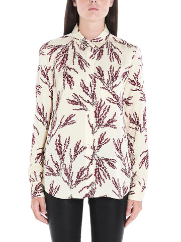 Equipment Floral Print Shirt