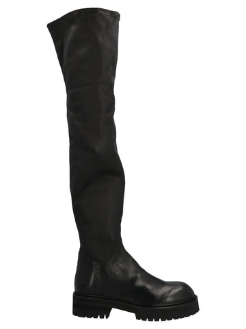 Ann Demeulemeester Knee-High Boots