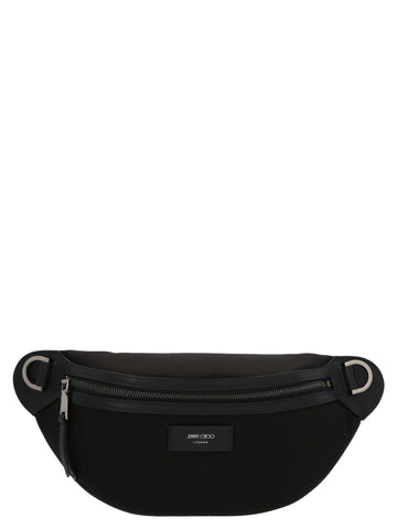 Jimmy Choo York Zipped Belt Bag